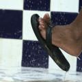 athlete's foot in shower