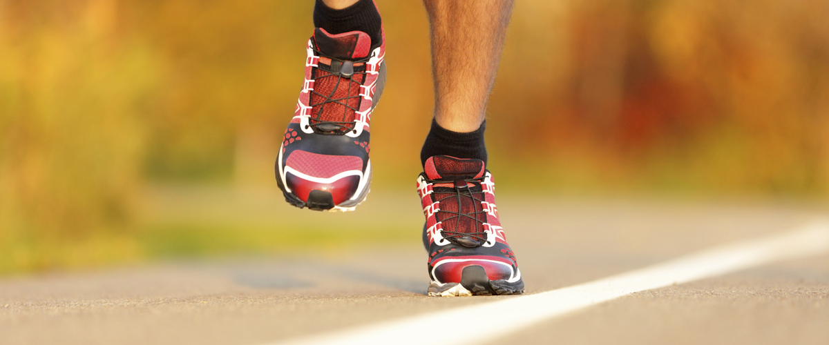 selecting the right running shoe