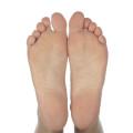 female feet bottoms