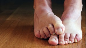 Bald Feet
