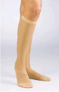 BSN-H2301-Activa Sheer Therapy Knee HighSwelling Edema_Support Socks(1)