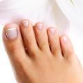 well groomed toenails