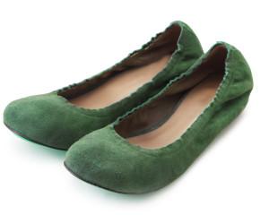 do ballet flats cause foot pain