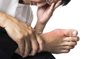 gout pain treatment