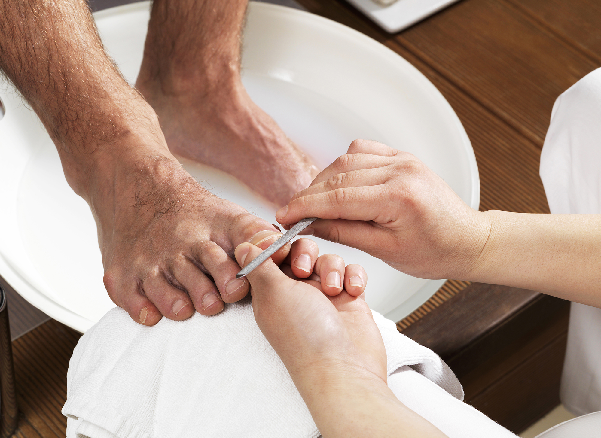 Pain-Free Pedicure tips