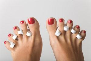 diabetic feet care