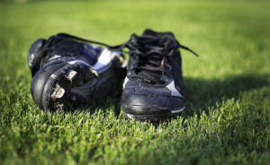 Baseball Cleats foot health