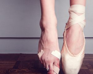 dancer foot and ankle injuries