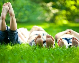 Child's Foot Health