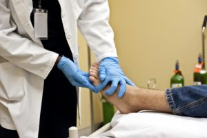 Diabetes care for your feet